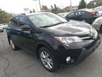2014 Toyota RAV4 Limited NAV R.CAM Leather/Sunroof in Ottawa, Ontario