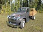 1946 Chevrolet Optra 1533 2TON DECK TRUCK *FRAME OFF RESTORATION* in Barrie, Ontario