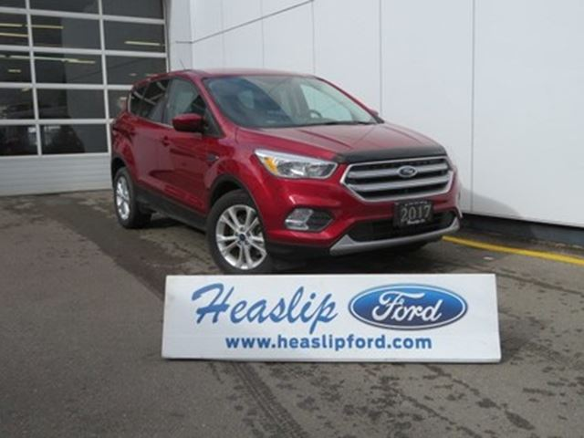 2017 FORD Escape SE FWD Ford Certified Pre-Owned 2.9% O.A.C. in Hagersville, Ontario