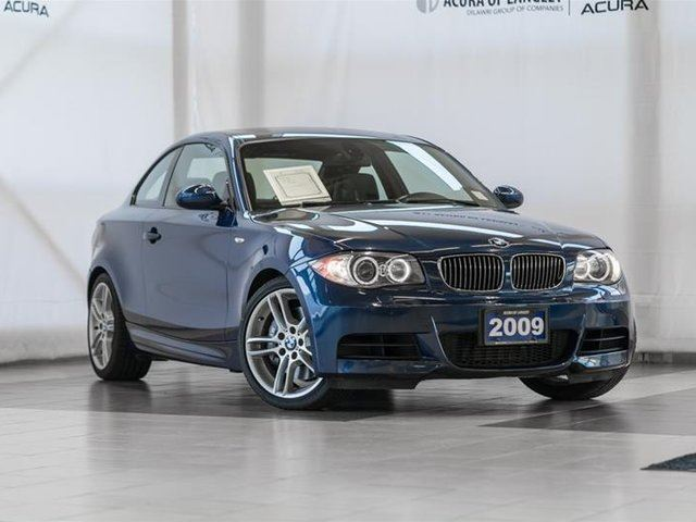 2009 BMW 1 Series Coupe in Langley, British Columbia