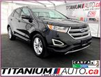 2015 Ford Edge SEL-AWD-GPS-Camera-Blind Spot-Pano Roof-Leather- in London, Ontario