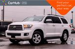 2014 Toyota Sequoia Limited 4WD 8 Seater Sunroof Bluetooth Backup Cam Leather Blind Spot 20Alloy Rims in Bolton, Ontario