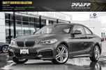 2016 BMW 228i xDrive in Mississauga, Ontario