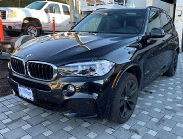 2018 BMW X5 35i xDrive w/M Sport & Premium Enhanced in Mississauga, Ontario