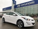 2015 Hyundai Elantra Navigation   Leather   Sunroof   Limited - $87.95 in Brantford, Ontario