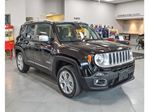 2018 Jeep Renegade Limited in Winnipeg, Manitoba