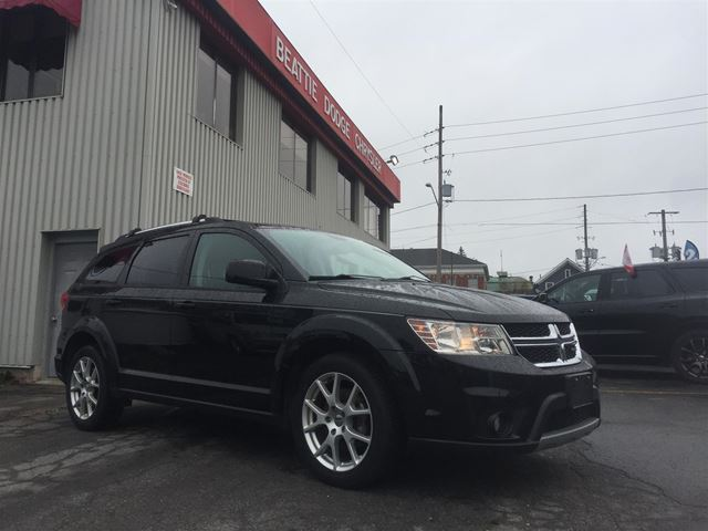 2014 Dodge Journey SXT COLD WEATHER GROUP/ BLUETOOTH/ KEYLESS in