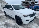 2018 Jeep Grand Cherokee Altitude ONE OWNER/ LOW KM/ LOCAL TRADE in Brockville, Ontario