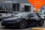 2016 BMW i8  H/K HiFi Audio Nav Backup_Cam Driver Assistance 20 Alloy Wheels in Thornhill, Ontario
