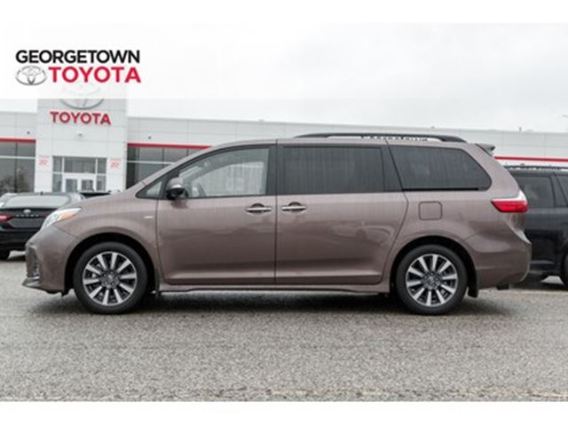2018 Toyota Sienna Limited NAVIGATION BACK UP CAM PANO ROOF DVD