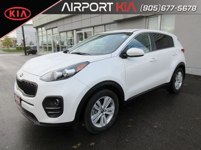 2018 KIA Sportage LX FWD Demo / Heated seats / Back Up Camera in Mississauga, Ontario