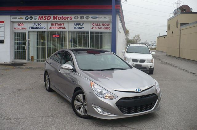 2013 HYUNDAI Sonata Limited w/Technology Pkg in Toronto, Ontario