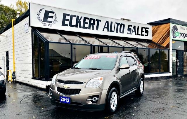 2012 CHEVROLET Equinox 1LT WITH REVERSE CAMERA  in Barrie, Ontario
