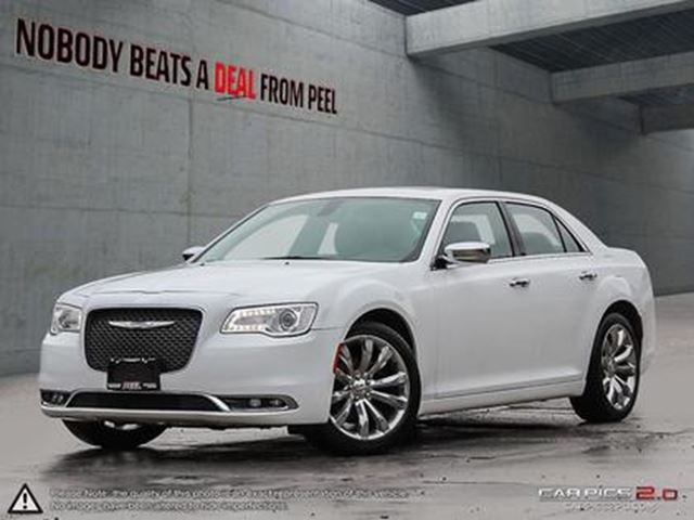 2018 CHRYSLER 300 Limited Premium*PanoRoof*NAV*Lux Leather*EXECUTIVE in Mississauga, Ontario