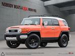 2013 Toyota FJ Cruiser RARE*OFFROAD PKG*CAMERA*NO ACCIDENTS*BEAST in Mississauga, Ontario