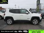 2017 Jeep Renegade LIMITED 4X4 - LEATHER * BACKUP CAM * NAV in Kingston, Ontario