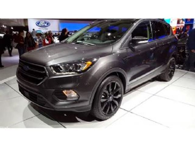 2018 FORD Escape SE FWD in Mississauga, Ontario