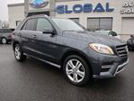 2015 Mercedes-Benz M-Class ML350 ML350 BlueTEC LEATHER NAV. ONLY 32 K. in Ottawa, Ontario