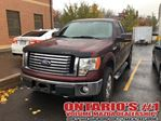 2010 Ford F-150 XLT 4X4 ONE OWNER !!! in Toronto, Ontario