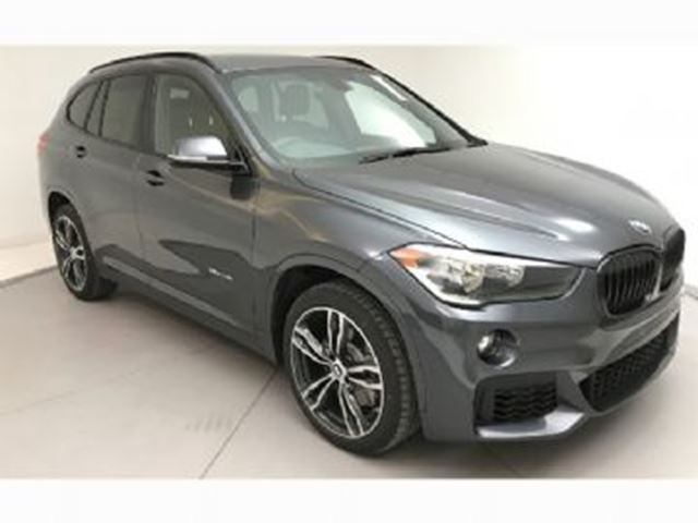 2018 BMW X1 xDrive28i M Sport Edition! in Mississauga, Ontario