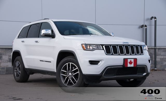 2018 JEEP Grand Cherokee Limited 4x4 in Innisfil, Ontario