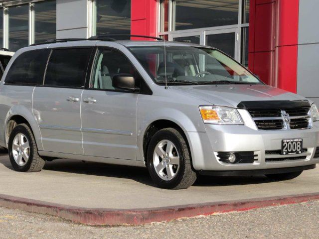 2008 Dodge Grand Caravan SXT in Vernon, British Columbia