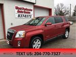 2013 GMC Terrain SLE-1 BLUETOOTH, CRUISE, BACKUPCAM PWR EQUIP in Winnipeg, Manitoba