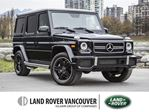 2017 Mercedes-Benz G-Class SUV in Vancouver, British Columbia