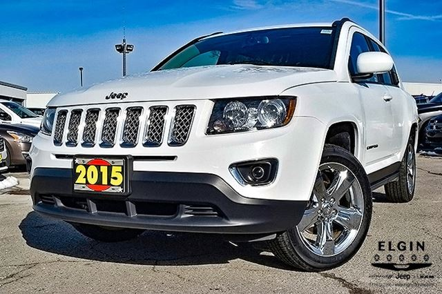 2015 Jeep Compass Limited in