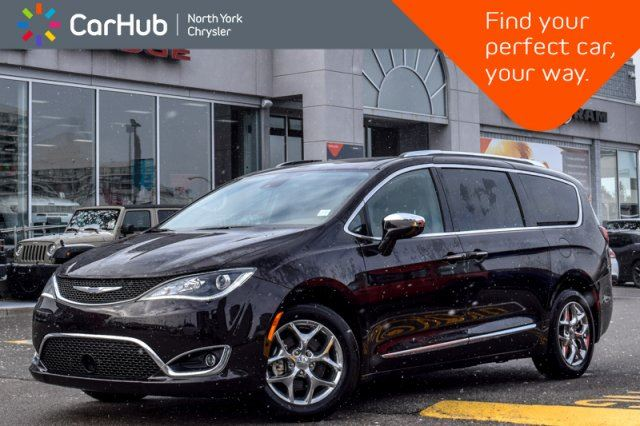 2018 CHRYSLER Pacifica Limited Adv SafetyTec Pkg Pano_Sunroof R_Start 18Alloys in Thornhill, Ontario