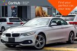 2016 BMW 4 Series 428i xDrive AWD GPS Keyless_Entry Backup Cam Cruise 19Alloys in Thornhill, Ontario