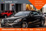 2014 Mercedes-Benz E-Class E 350 Heat Frnt.Seats A/C Keyless_Entry Cruise 18Alloys in Thornhill, Ontario