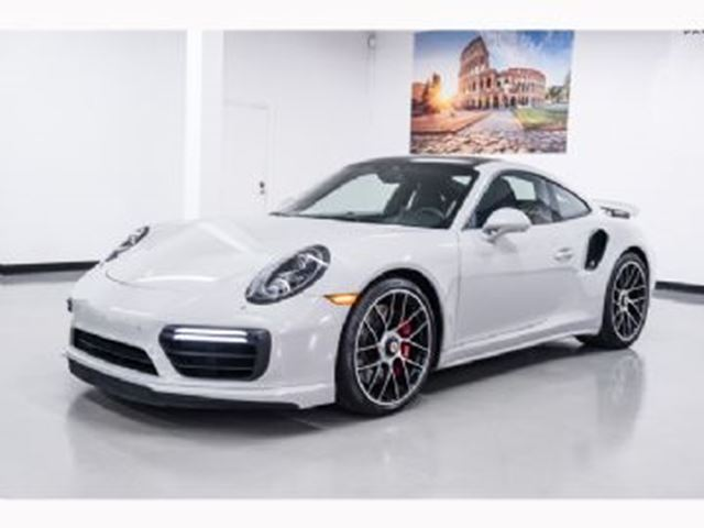 2018 PORSCHE 911 Turbo Brand New in Chalk highly optioned in Mississauga, Ontario