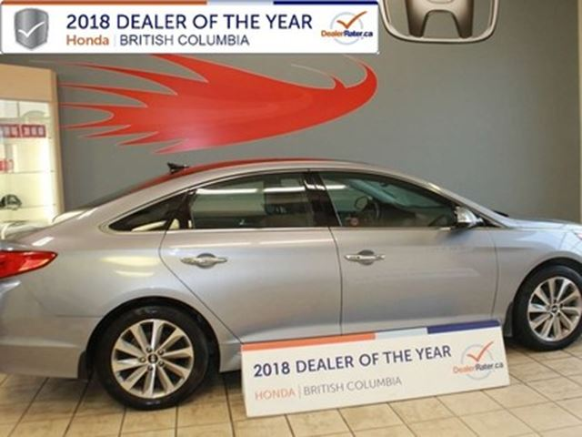 2015 Hyundai Sonata 2.4L Limited 4dr FWD Sedan in