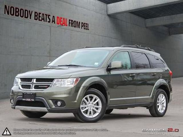 2016 DODGE Journey SXT/Limited in Mississauga, Ontario