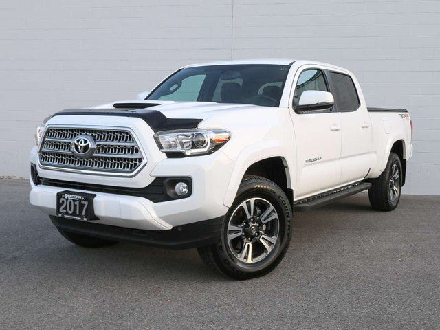 2017 TOYOTA Tacoma TRD Sport 4x4 Double Cab 127.4 in. WB in Penticton, British Columbia