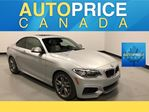 2016 BMW M235i xDrive M-SPORT|NAVI|MOONROOF|LEATHER in Mississauga, Ontario