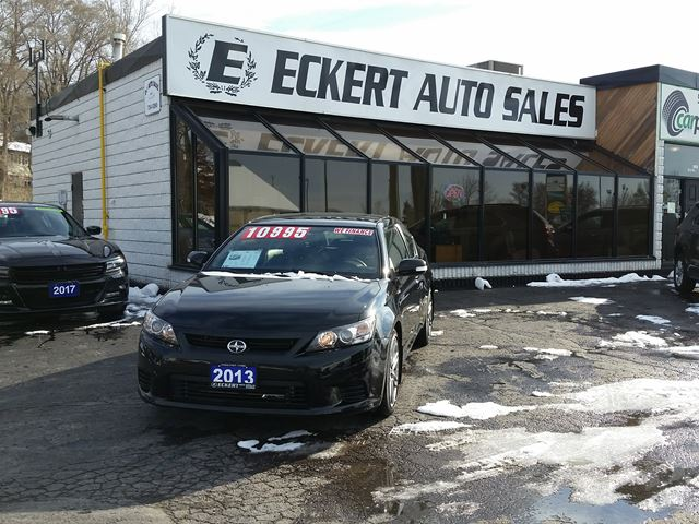 2013 SCION tC WITH SUNROOF / BLUETOOTH in Barrie, Ontario