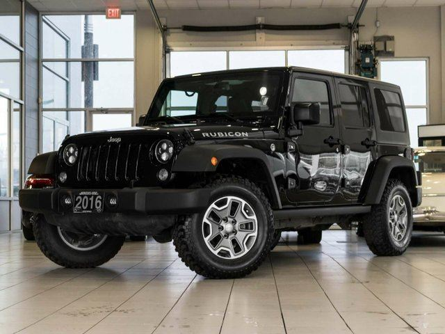 2016 Jeep Wrangler Unlimited Rubicon 4dr 4WD Sport Utility in