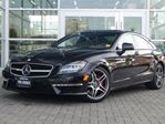 2014 Mercedes-Benz CLS-Class S-Model 4MATIC Coupe in Vancouver, British Columbia