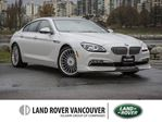 2016 BMW 6 Series Gran Coupe in Vancouver, British Columbia