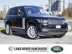 2017 Land Rover Range Rover V8 Supercharged SWB in Vancouver, British Columbia