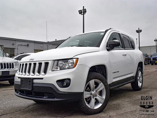2012 Jeep Compass Sport/North in