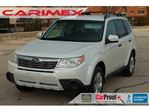2010 Subaru Forester 2.5 X Outdoor Package   Heated Seats    CER in Kitchener, Ontario