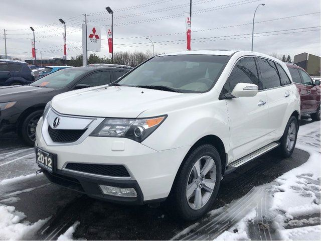 2012 Acura MDX Technology Package SH-AWD (A6) in