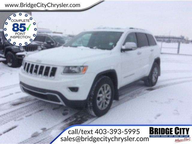 2014 Jeep Grand Cherokee Limited in