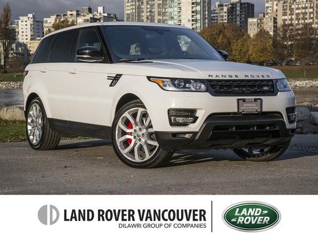 2014 Land Rover Range Rover Sport V8 Supercharged Dynamic (2) in