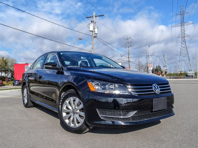 2015 VOLKSWAGEN Passat TSI TRENDLINE*BLUETOOTH*NO ACCIDENTS in Toronto, Ontario