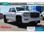 2017 GMC Sierra 1500 REDUCED PRICED TO SELL/ELEVATION EDTN/4X4/20s in Milton, Ontario