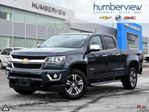 2017 Chevrolet Colorado Crew 4x4 Long Box w/ LT Convenience & Trailering Package in Mississauga, Ontario